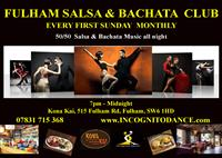 salsa and bachata in Fulham