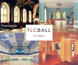 TLC Tango, Salsa, Kizomba, Swing Ball in Winchester