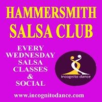 Hammersmith salsa