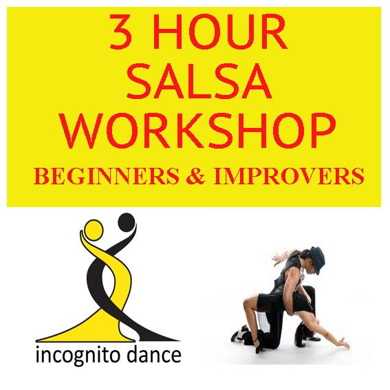 Putney salsa intensive workshop