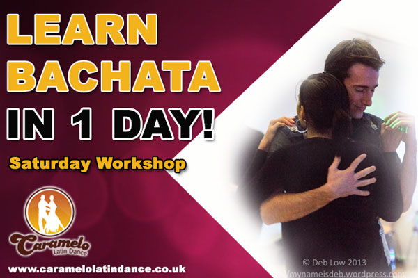 Learn bachata in a day in Paddington