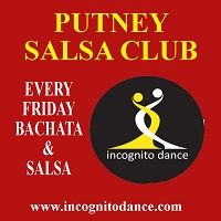 Putney salsa and bachata on Friday