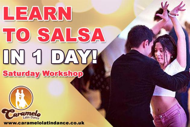 Paddington salsa in a day