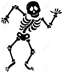 Salsa Skeleton