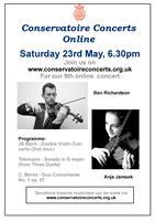 24.5.20 Classical online concert