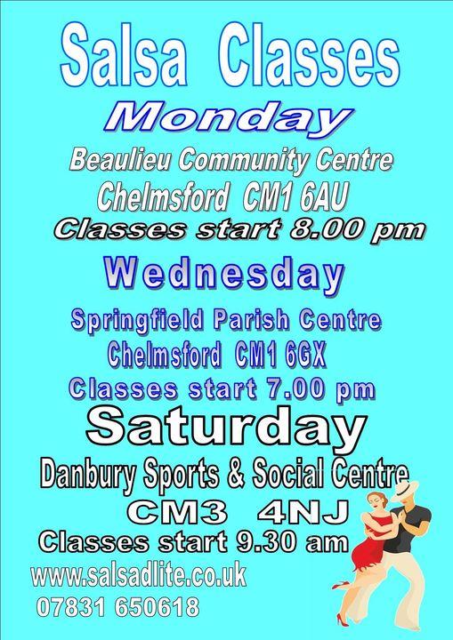 Salsa in Chelmsford