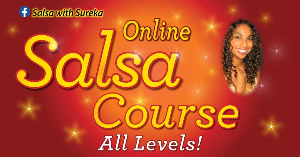 Salsa with Sureka 6 week solo salsa course