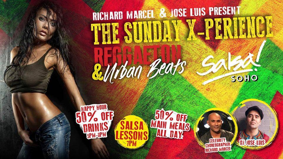 Sunday at Bar Salsa