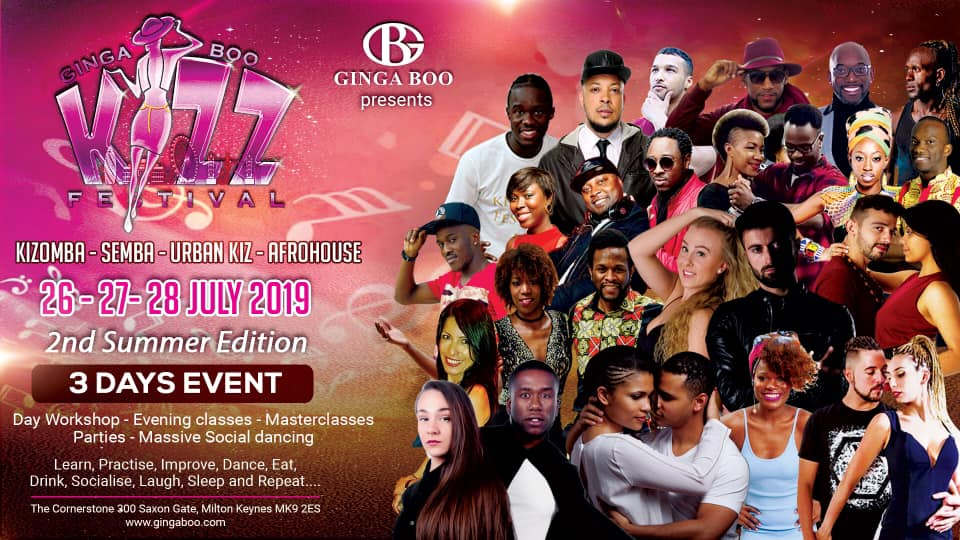 Milton Keynes kizomba, semba and more