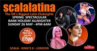 Scalalatina in Kings Cross
