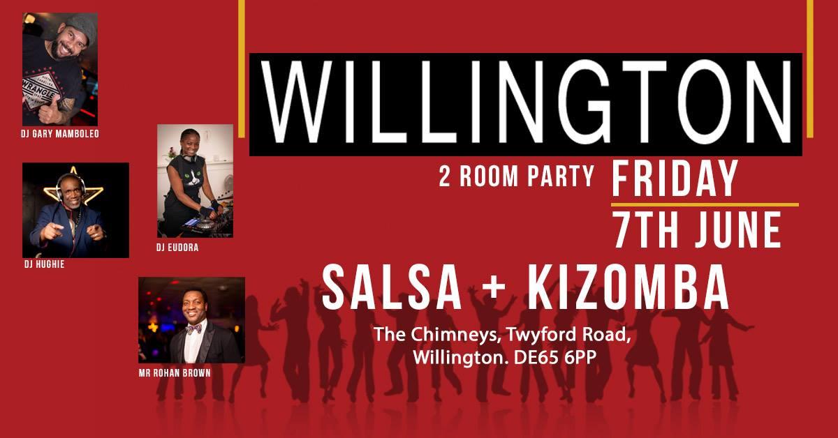 Willington salsa and kizomba