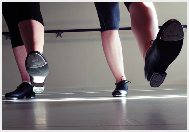 Tap Dance course, live in Covent Garden