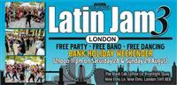 Latin Jam 3 in Vauxhall