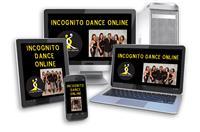 Incognito Online salsa course